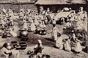 한국 시장의 형성과 발전