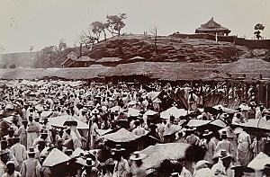 조선시대 개설된 부산장의 명맥을 잇는 부산진시장