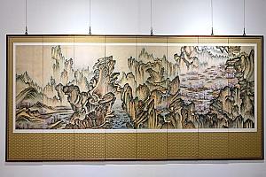 「몽유도원도」를 그린 조선전기의 화가 안견