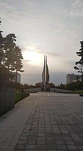 일산의 허브, 일산문화공원(구 미관광장)