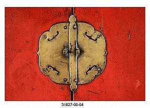 목공예품을 견고하고 아름답게 하는 금속장석