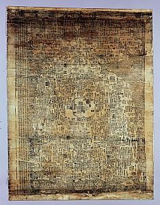 지도에 담은 조선의 인물과 역사, 조선팔도고금총람도