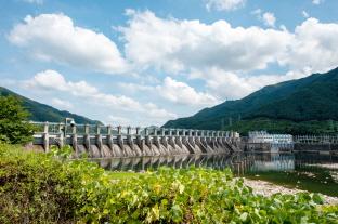 댐이 된 근로보국대의 땀, 가평 청평댐