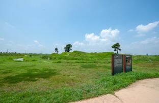 청동기 시대에 사용된 정북동토성
