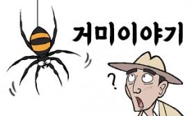 독립운동 이야기 - 거미이야기